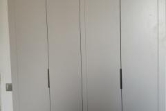 armario lacado blanco salon