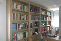 mueble de salon libreria