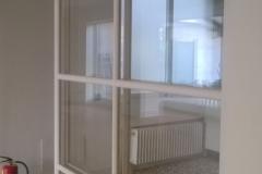 Puerta corredera ventanal