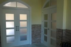 Puertas diseño blancas