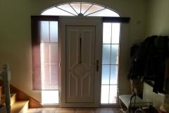 Puertas principales en madera