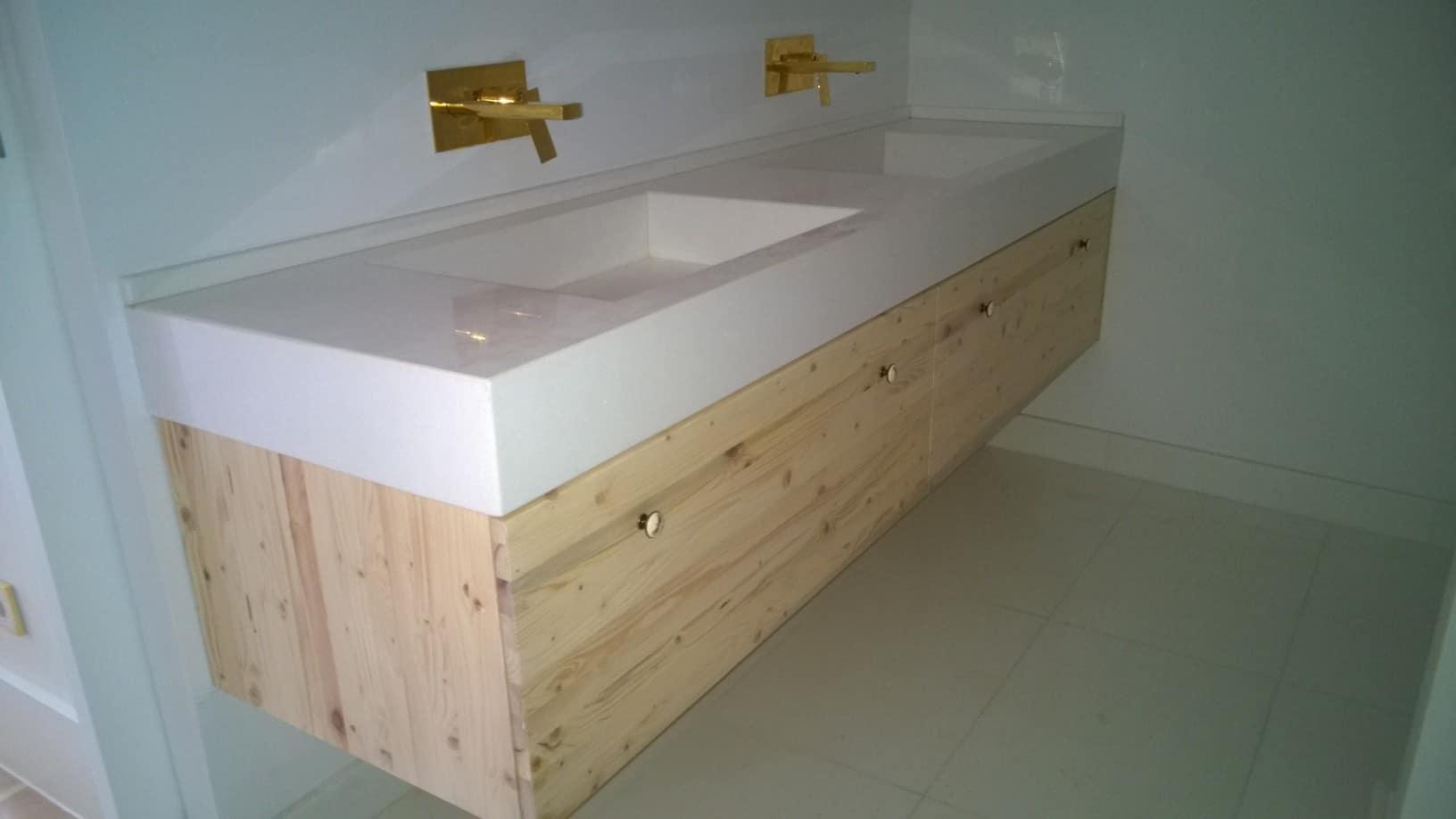 muebles de diseño baño